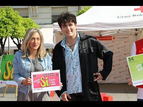Cruz Roja y Palomo Spain presentan el Sorteo del Oro