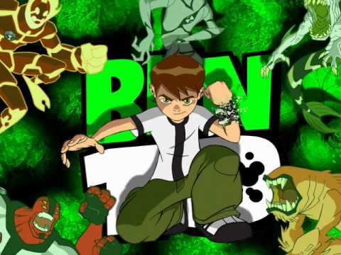 Ben 10 -Theme Song- [HQ]