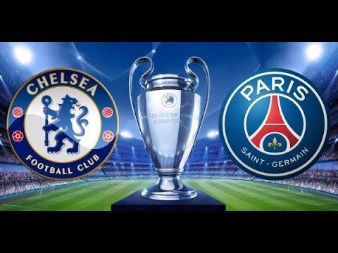 Chelsea FC - Paris Saint-Germain [FIFA 14]   C1 League (1/4art de Finale - Retour)   CPU Vs. CPU