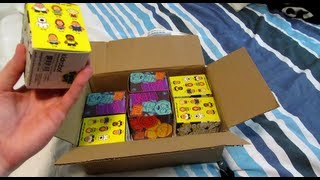 Kidrobot Unboxings - 'Family Guy' & 'South Park' Blind Boxes