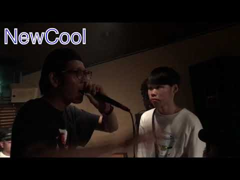 NewCool vol.2  MCΩMEGA vs DAKKI