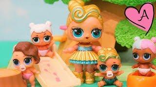 Cómo hacer hermanita para Luxe, muñeca ULTRA RARA | Muñecas y juguetes con Andre para niñas y niños
