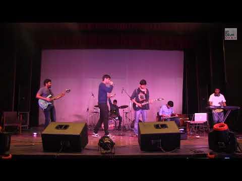 Heathens (Twenty one pilots) - Seniors | Ragnarok'18 | IIT Delhi