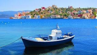 Kastellorizo island, Greece, May 2016