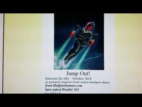 "Clif High - New Report ""Jump Out"" 2018"