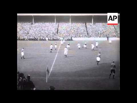 Tragedy Attends Football Match