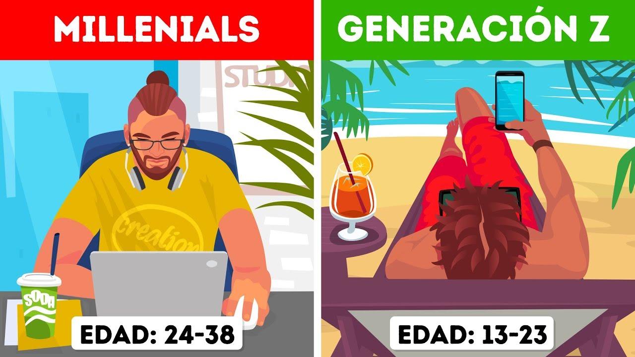 Generaciones X, Y y Z: ¿A cuál perteneces tú?