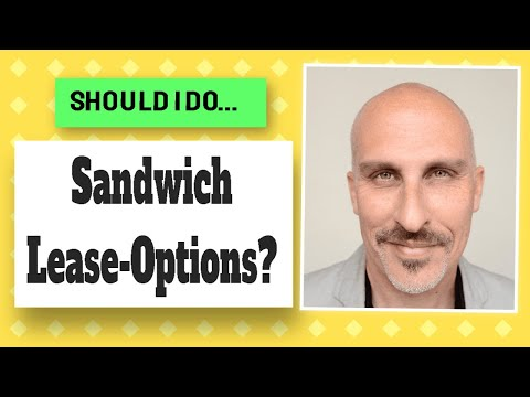 "4 Easy Ways to Profit from ""Sandwich Lease-Options."""