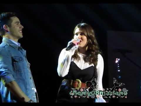 YOU ARE MY SONG - David Archuleta (w/ Tippy dos Santos) live in Manila [HD]