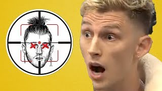 Machine Gun Kelly Reveals He Apologized To Eminem Way Before KillShot Diss   Hollywoodlife