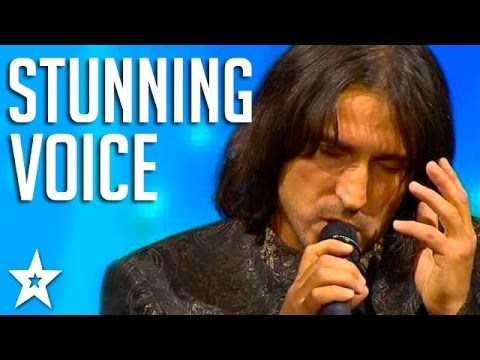 STUNNING Pure VOICE Singing The Earth's Song | All Genadi Tkachenko's Auditions | Got Talent Global