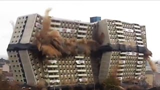 TOP 20 EPIC DEMOLITION OF BUILDINGS