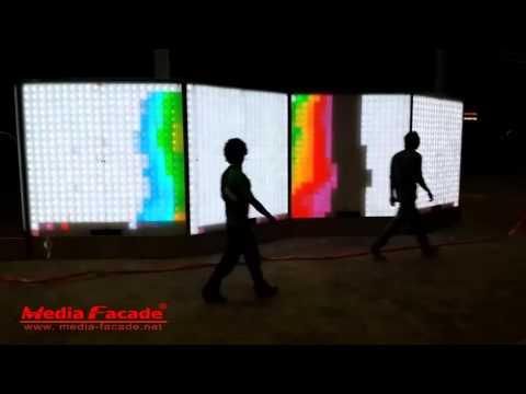 ITACA Interactive Wall - Columbia