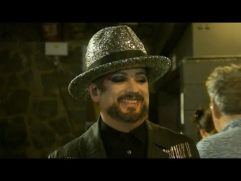 Boy George Is Surprised He and Madonna Have Never Collaborated! (Exclusive) Mp3