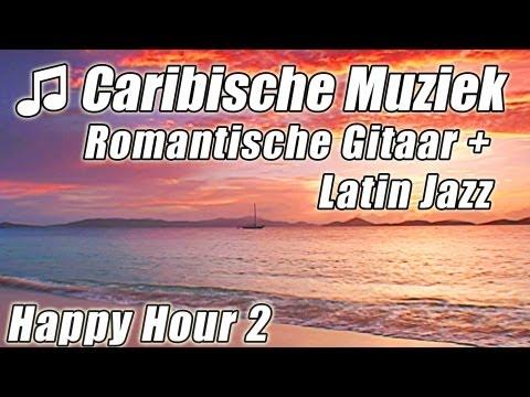 Caribische Eiland Muziek Ontspannen Happy Hour Instrumentaal Tropisch Strand Nummers Studie Playlist
