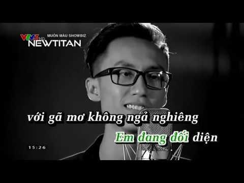 [KARAOKE] Cô Gái Bàn Bên - Lynk Lee Ft. Đen Vâu (Beat Chuẩn)