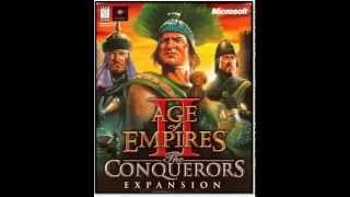 Age of Empires II: The Conquerors - ORIGINAL SOUNDTRACK