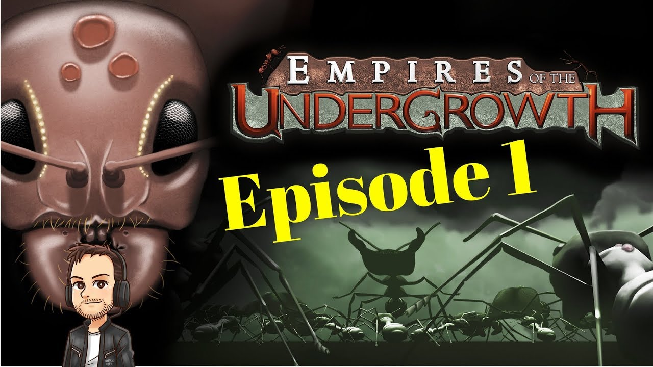 empires of the undergrowth episode 1 a new home youtube. Black Bedroom Furniture Sets. Home Design Ideas