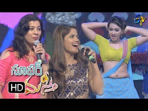 Super Masti |  14th May 2017 | Nellore | Full Episode | ETV Telugu