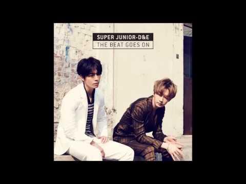 Super Junior D&E (동해 & 은혁) - The Beat Goes On [Full Album + Download]