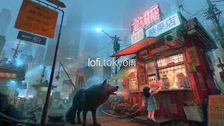 tokyo rain   japanese lofi hip hop