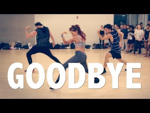 """Goodbye"" EDGE Master Class @BrianFriedman Choreography"