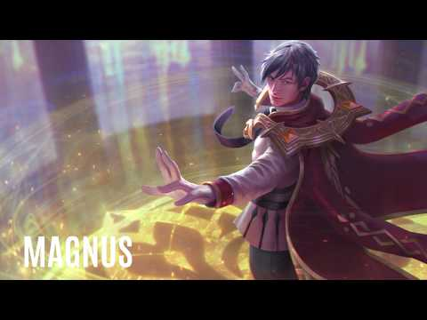 Magnus Hero Spotlight