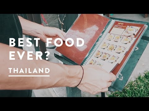 THAI FOOD BEST DISH? | Khao Soi in Chiang Mai, Thailand | Travel Vlog 040, 2017