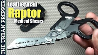 Leatherman Raptor Medical Shears Review by TheUrbanPrepper