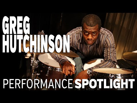 Artist Spotlight: Greg Hutchinson
