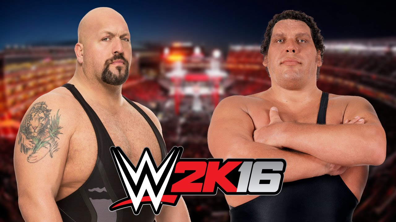 Big Show Vs Andre The Giant - YouTube