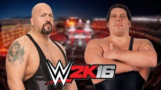 Big Show vs Andre the Giant
