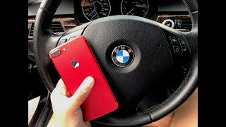 How to Charge iPhone 8 & listen to AUX Cord in ANY car without Bluetooth
