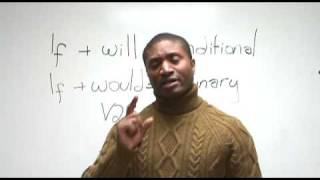 English Grammar: Conditional & Imaginary - IF, WILL, WOULD, WERE
