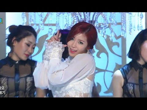 Jun Hyo-seong - Good-Night Kiss, 전효성 - 굿나잇 키스, Show Champion 20140521