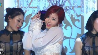 Repeat youtube video Jun Hyo-seong - Good-Night Kiss, 전효성 - 굿나잇 키스, Show Champion 20140521