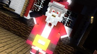 Monster School Christmas Of The Dead   Minecraft Animation