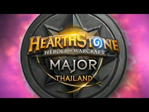 Easonporkmypic vs chani - Hearthstone Major Thailand 2016: Round 2, Upper Bracket B
