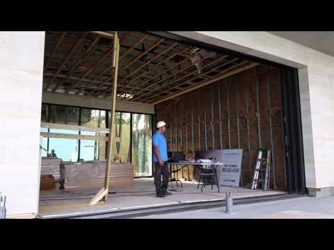 Miami Fleetwood Sliding Glass Door Automation