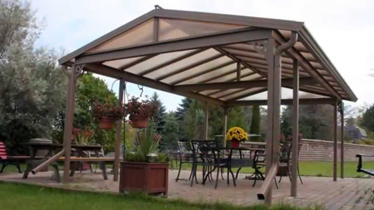 Genial Natural Light Patio Covers