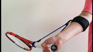 PermaWrist Tennis Training Aid Instruction Video