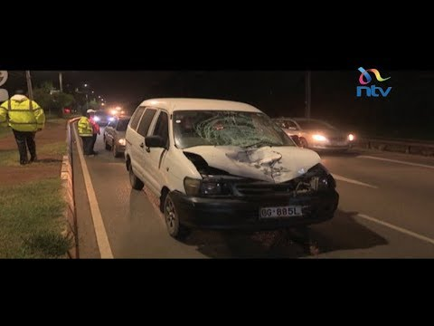 Officer killed in drunk-driving incident along Lang'ata road
