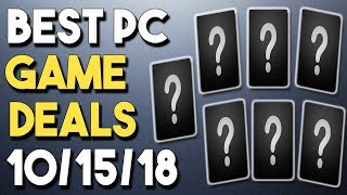Top 7 BEST PC Game Deals Right NOW! - Great JRPGs + More!
