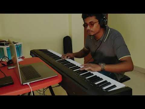 Bigil Bigil Bigiluma   Vijay, Nayanthara   A.R Rahman   Atlee   Instrumental Cover