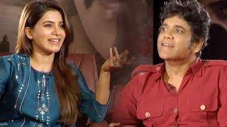 Raju Gari Gadhi 2 Movie Special Interview || Nagarjuna, Samantha, Seerat Kapoor