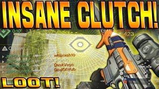Destiny - TRIALS OF OSIRIS INSANE CLUTCHES & LOOT DROPS!