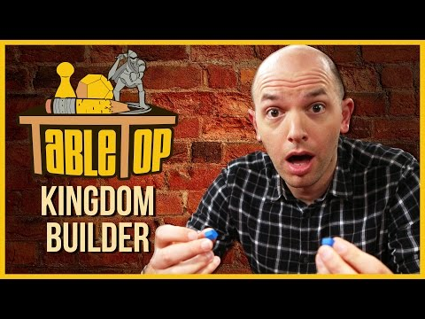 Kingdom Builder | Paul Scheer, Tara Platt & Yuri Lowenthal join Wil Wheaton on TableTop!