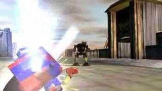 MechWarrior 4: Black Knight ending
