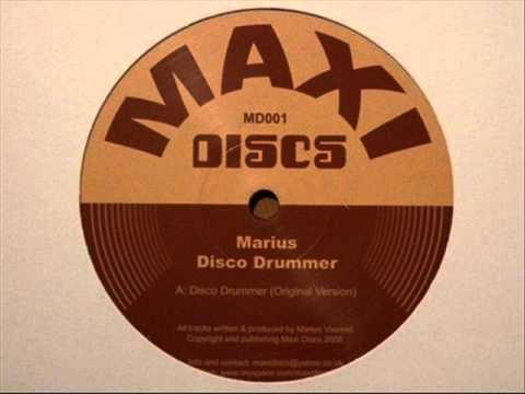 Marius - Disco Drummer - Pete Herbert Mix