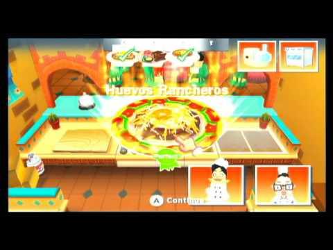 Order Up Wii gameplay at El Fuego Part 2 thumbnail